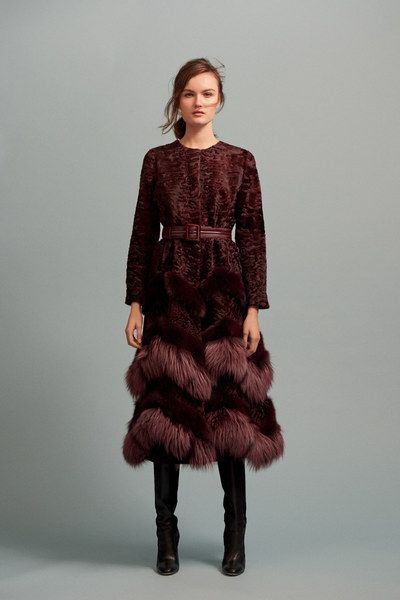 Oscar de la Renta Pre-Fall 2016 Collection - Vogue