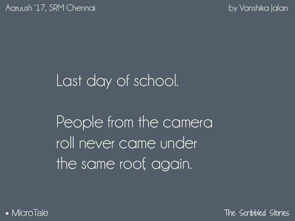 The Scribbled Stories School Life Quotes School Days