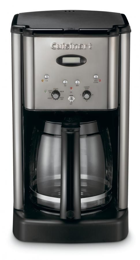 Brew Central 12 Cup Programmable Coffeemaker In 2020 Stainless Steel Coffee Maker Cuisinart Coffee Maker Best Drip Coffee Maker
