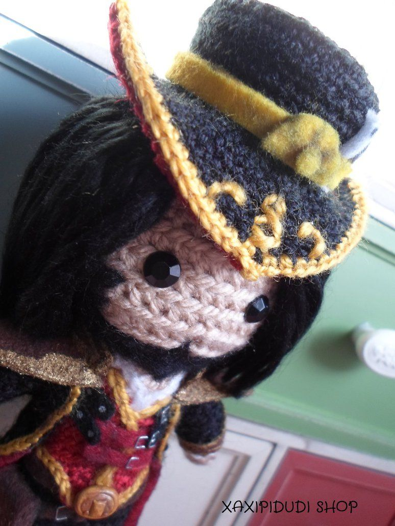Create your own Teemo! Free Crochet Pattern - YouTube | 1032x774