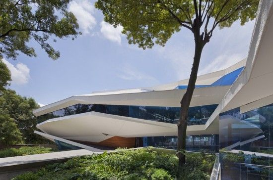 Roberto Cantoral Music Hall by Broissin Architects - I Like Architecture
