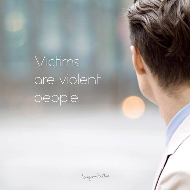 Image result for victims are violent people
