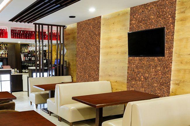 Cork Wall Tiles | Midnight Standard | Jelinek Cork Cork wall and ...