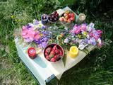Fruit and Flower altar