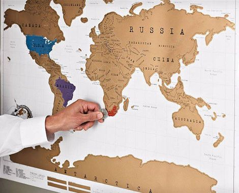 Keep track of your world travels by marking off where youve been world map scratch off locations yoube been love it plud i know where to get it in atc gumiabroncs Choice Image