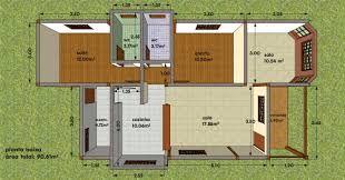 projetos de casas baixas 1 - Projetos de Casas Grátis
