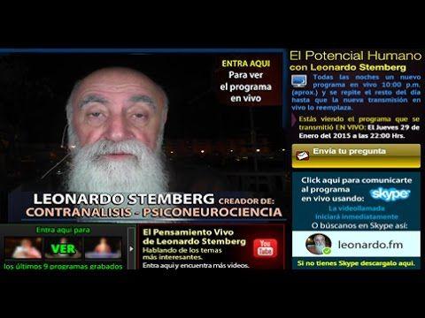 El Potencial Humano con Leonardo Stemberg (12 de Febrero)