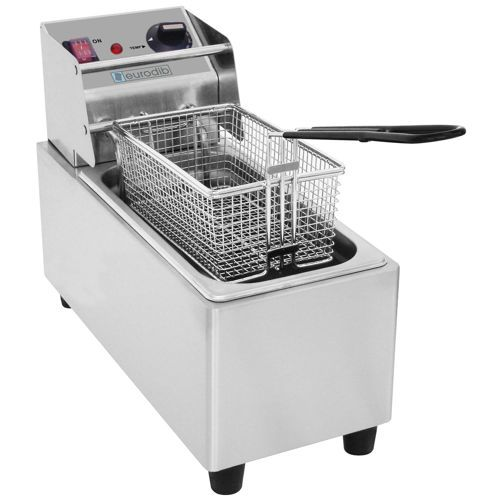 Eurodib 8L Table Top Commercial Deep Fryer   Cafe   Pinterest ...