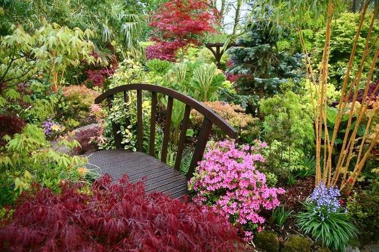 Jardin d\'ornement en 18 propositions de conception tendance ...