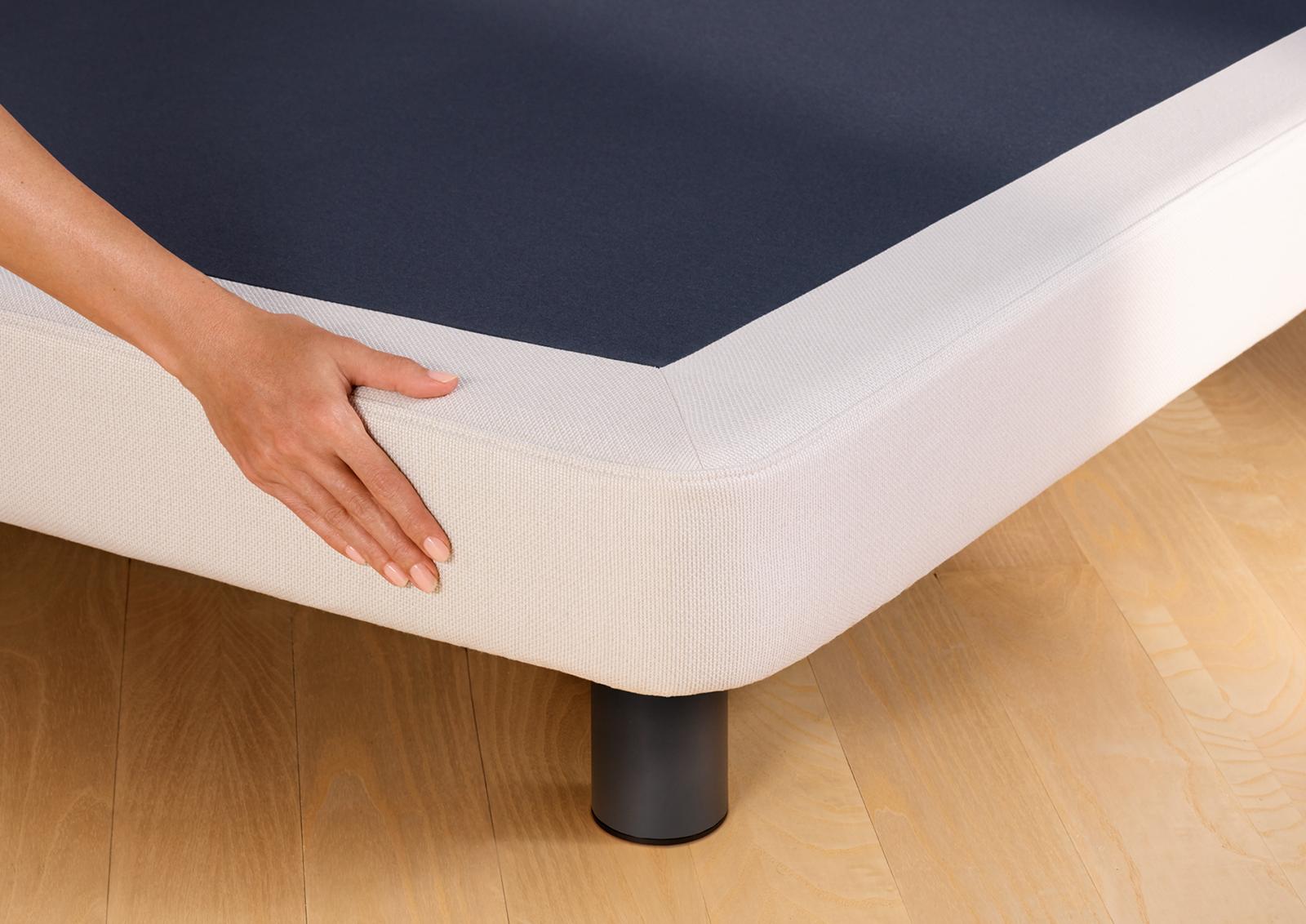 Upholstered Bed Frame King, Queen, & Full Casper® in