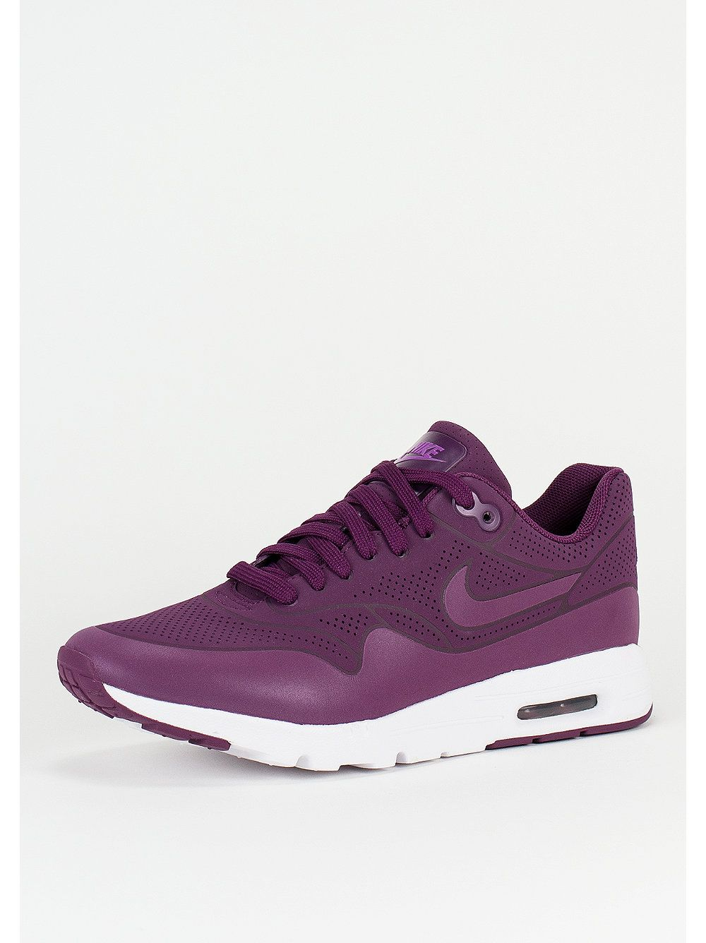 60dc4cb7d NIKE Schuh Wmns Air Max 1 Ultra Moire mulberry mulberry purple dusk ...