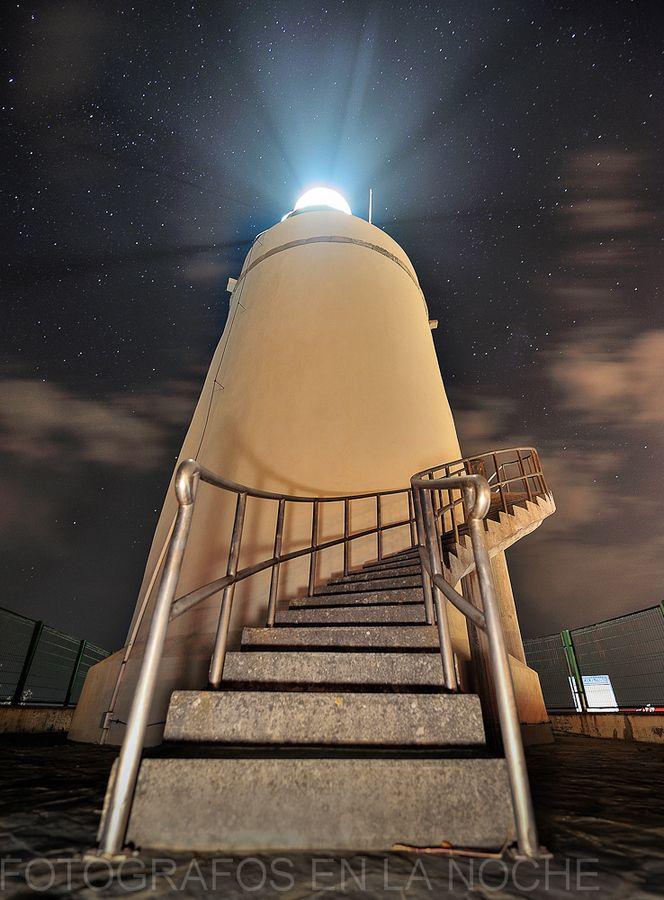 #Lighthouse - #Faro de Gracia by carlos de cara gonzalez, via 500px http://dennisharper.lnf.com/