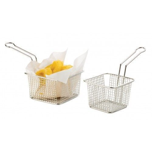 Chrome Basket Side Server
