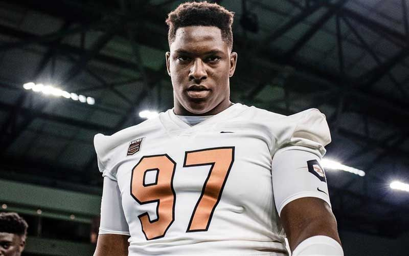 Maason Smith Commits To Lsu In 2020 Lsu Commitment Smith