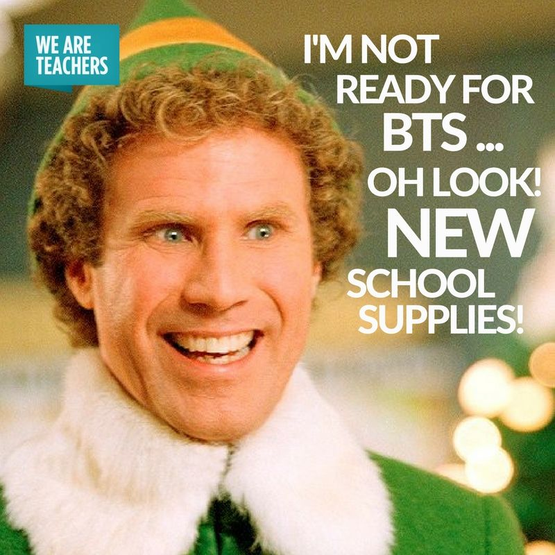 30 BacktoSchool Memes for Teachers That Will Have You