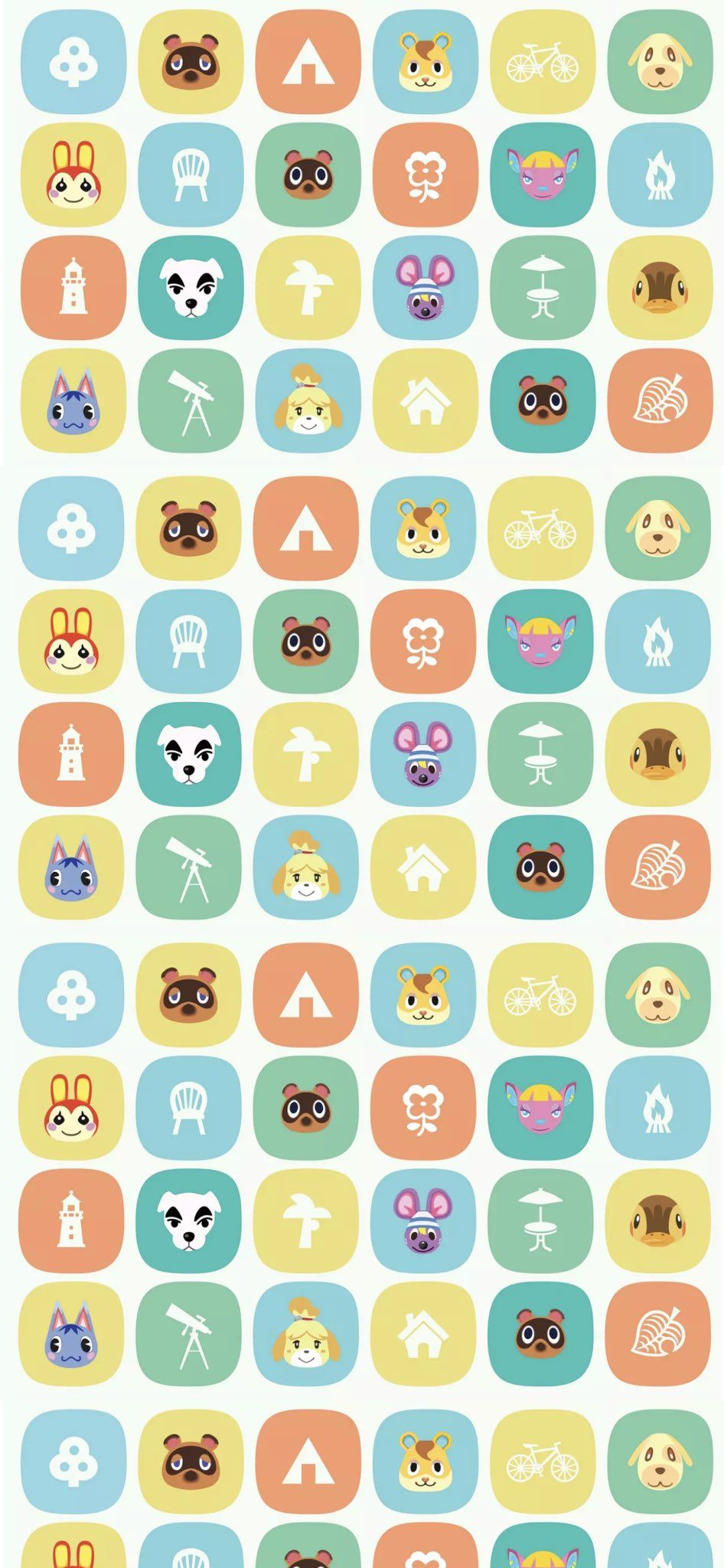 Animal Crossing New Horizons Mobile And Desktop Wallpapers Acpocketnews Animal Crossing Animal Crossing Leaf Animal Crossing Qr