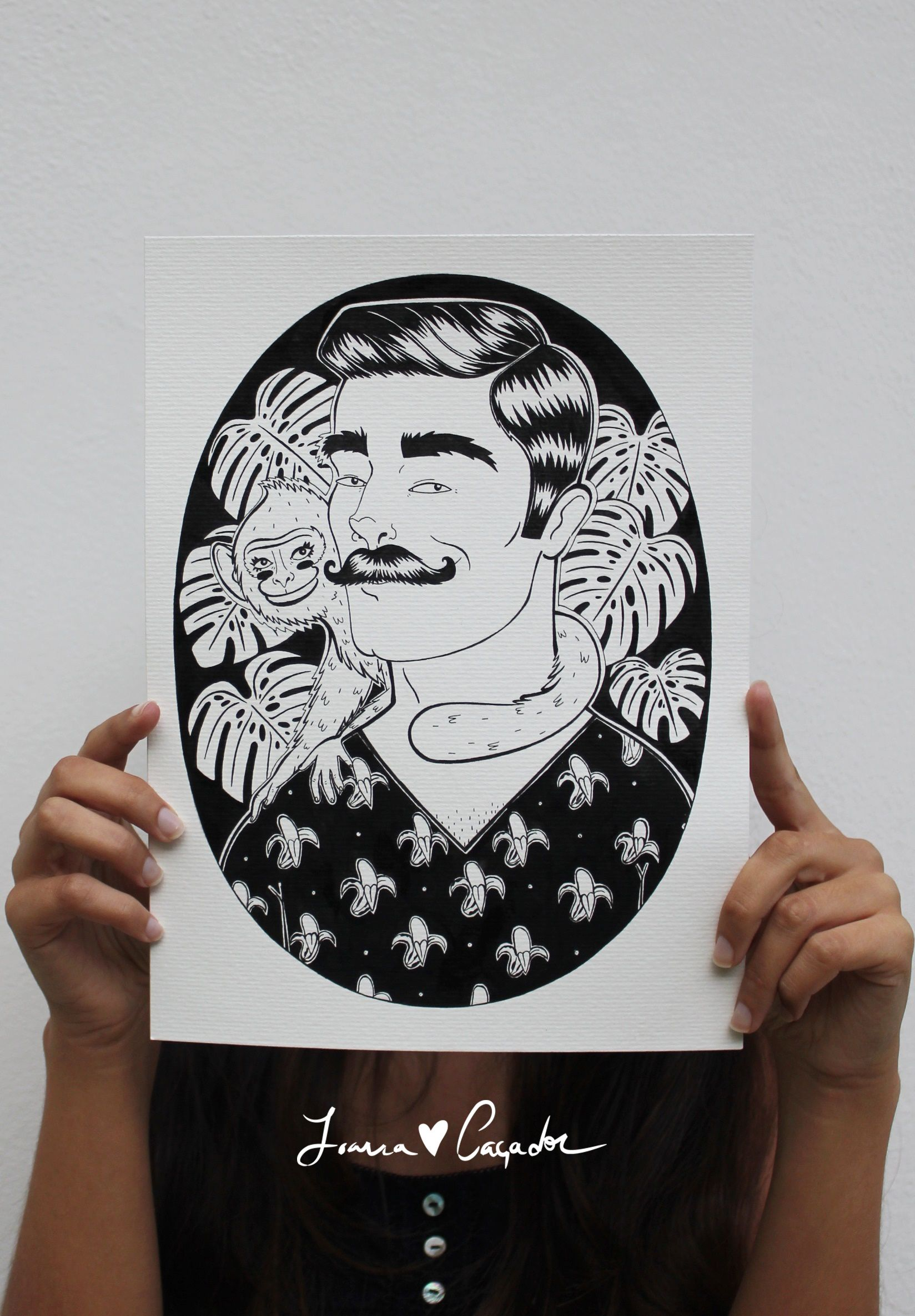 illustration by Joana Rosa Caçador