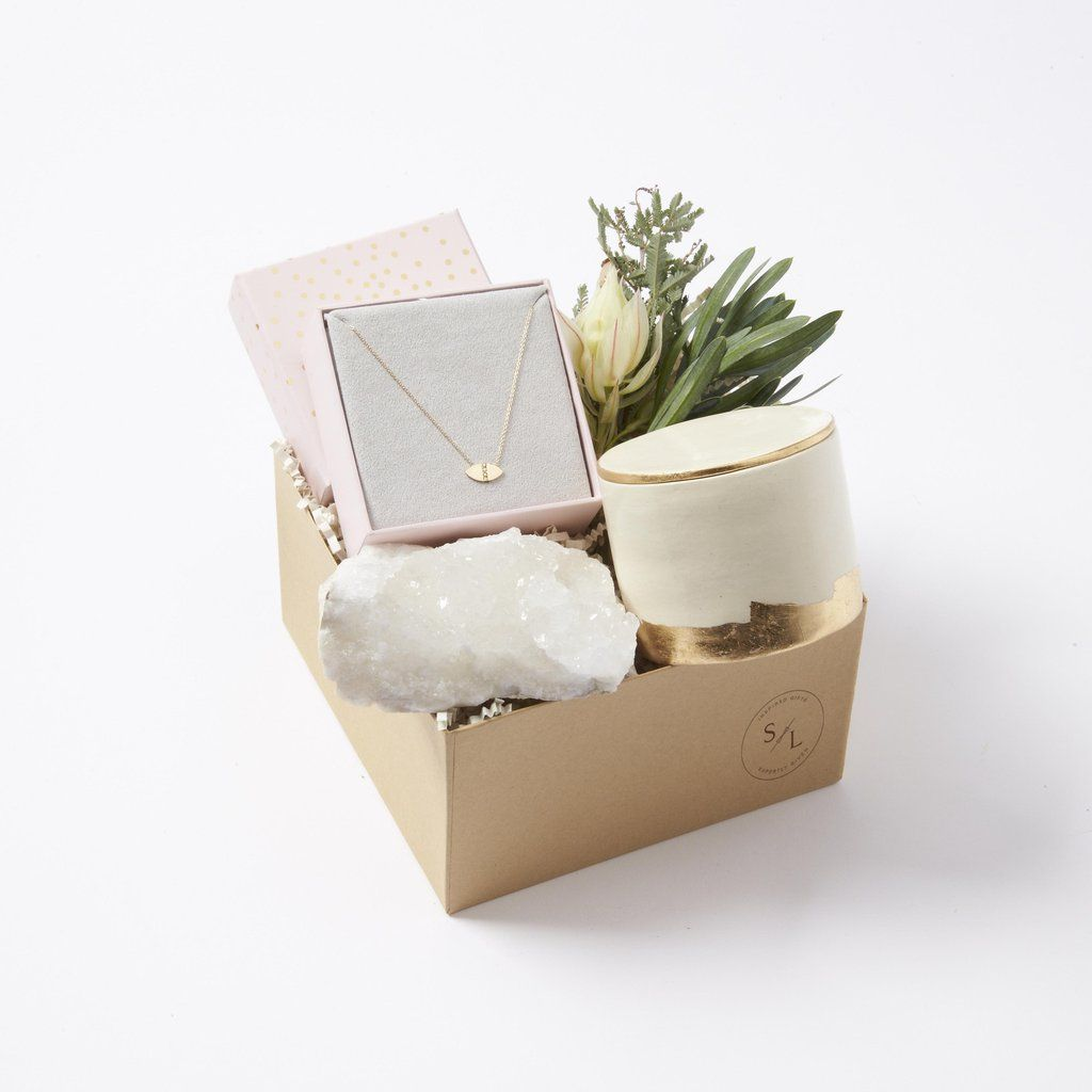 Simple Indulgence Deluxe Gift Box | Simone LeBlanc Los Angeles ...