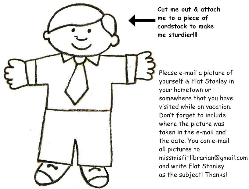 Flat Stanley Cover Letter    Stanley Real Estate Finance A Flat