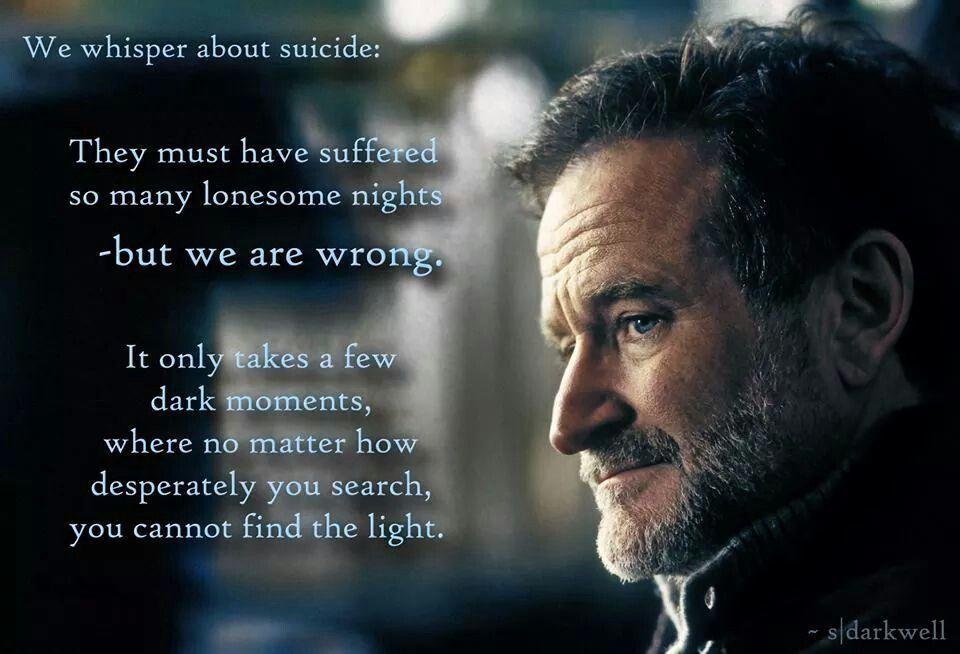 Robin Williams Quotes On Depression Quotesgram By At Quotesgram Sad