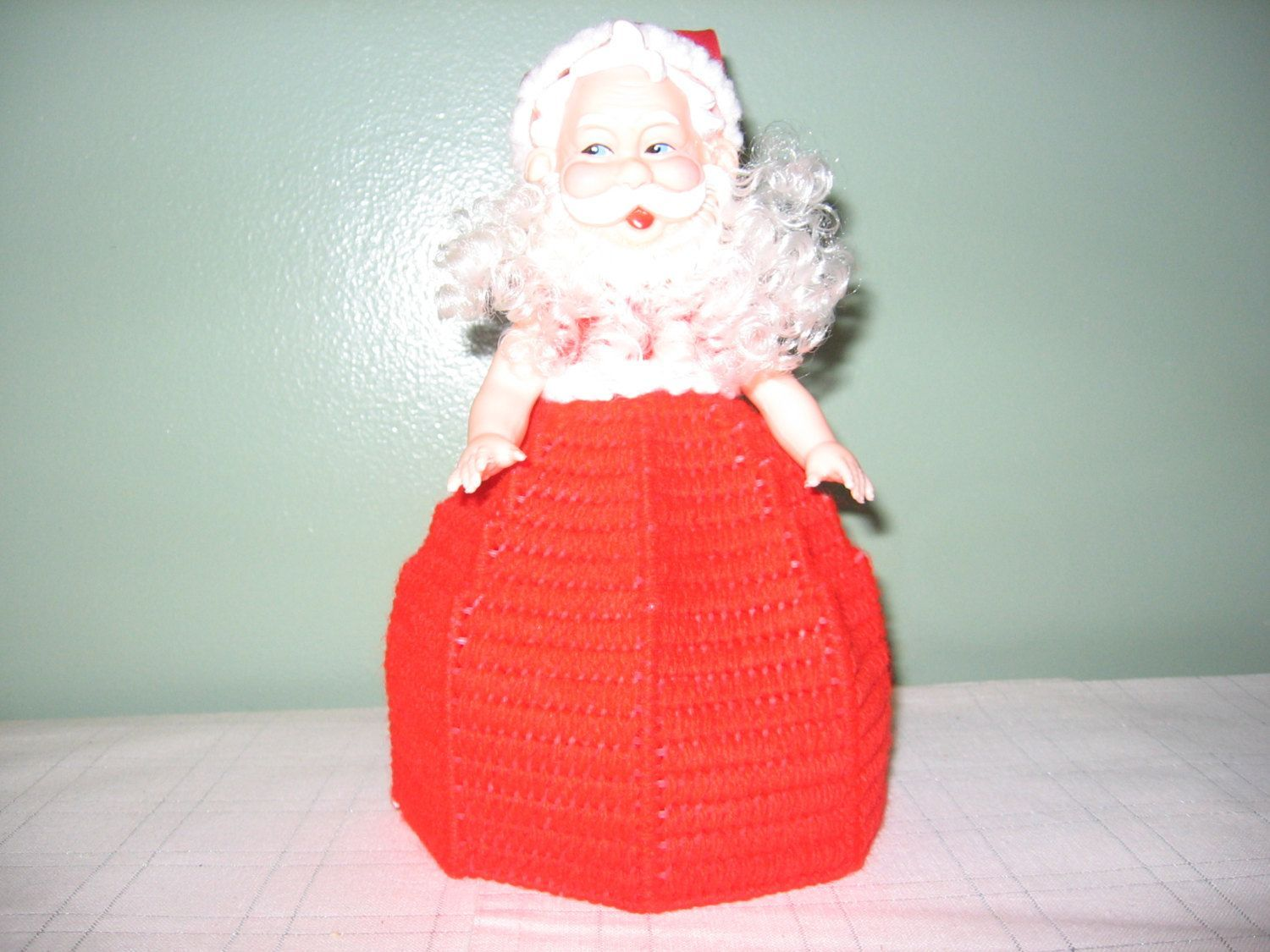 2 - Santa Claus Collectible Dolls/ Air Freshner Dolls - Christmas in July Sale - get them now before they are gone!! by CreationsbyAMJ on Etsy #airfreshnerdolls 2 - Santa Claus Collectible Dolls/ Air Freshner Dolls - Christmas in July Sale - get them now before they are gone!! by CreationsbyAMJ on Etsy #airfreshnerdolls