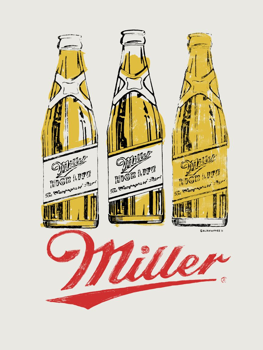 as i write this i m sipping on a miller high life are is it s been rh pinterest com