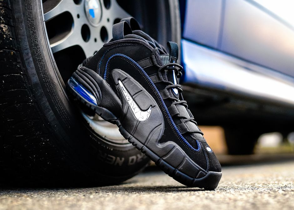 4b5e417b0dbc Nike Air Max Penny 96 All Star 2 - Penny Hardaway