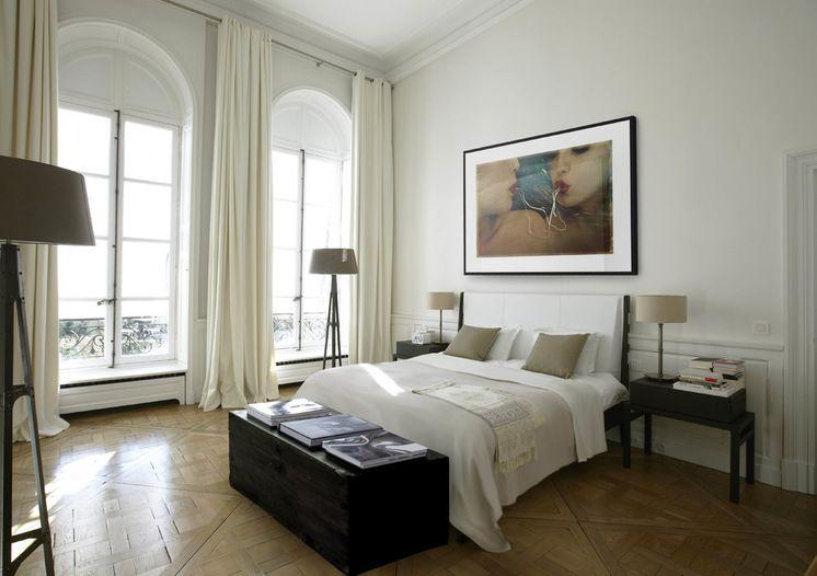 Contemporain Chambre by Bismut  Bismut Architectes maison de