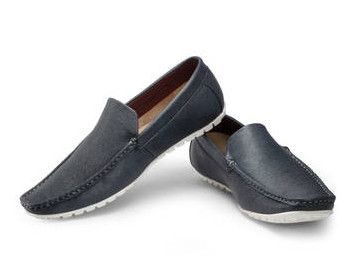 Provogue Light Blue Loafers at Lowest
