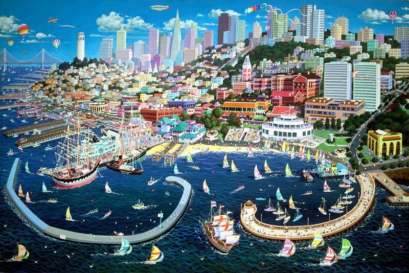 The San Francisco Collection Alexander Chen ......