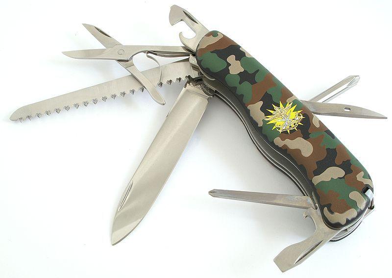Victorinox Outrider Malaysian Army Knife Schweizer Armee Schweizer Taschenmesser