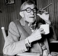 "George Burns ""I love to sing, and I love to drink scotch. Most people would rather hear me drink scotch."""