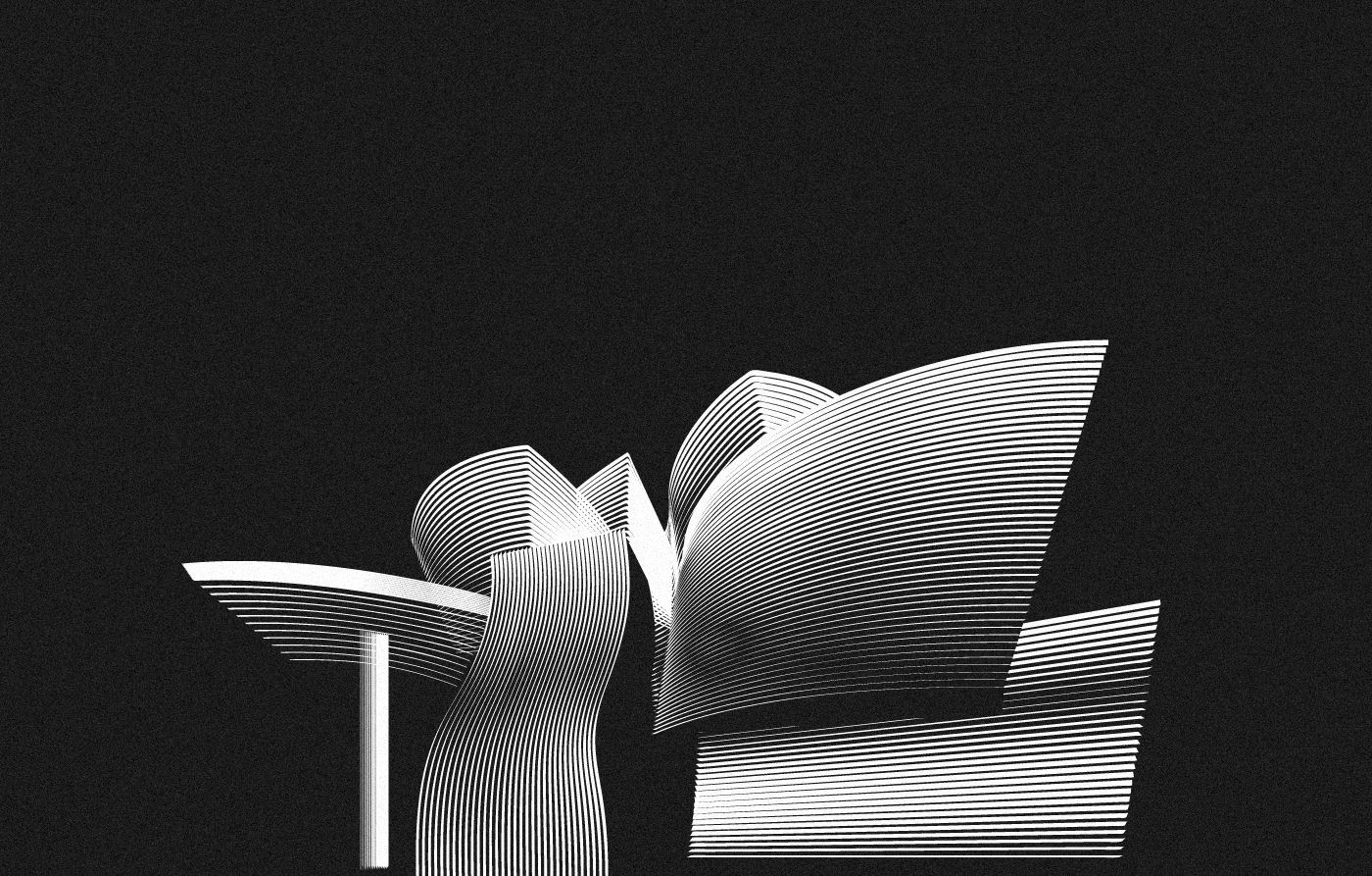 famous architectural buildings black and white. Spectacular Black \u0026 White Illustrations Of Iconic Architectural Landmarks By Designer Andrea Minini Famous Buildings And