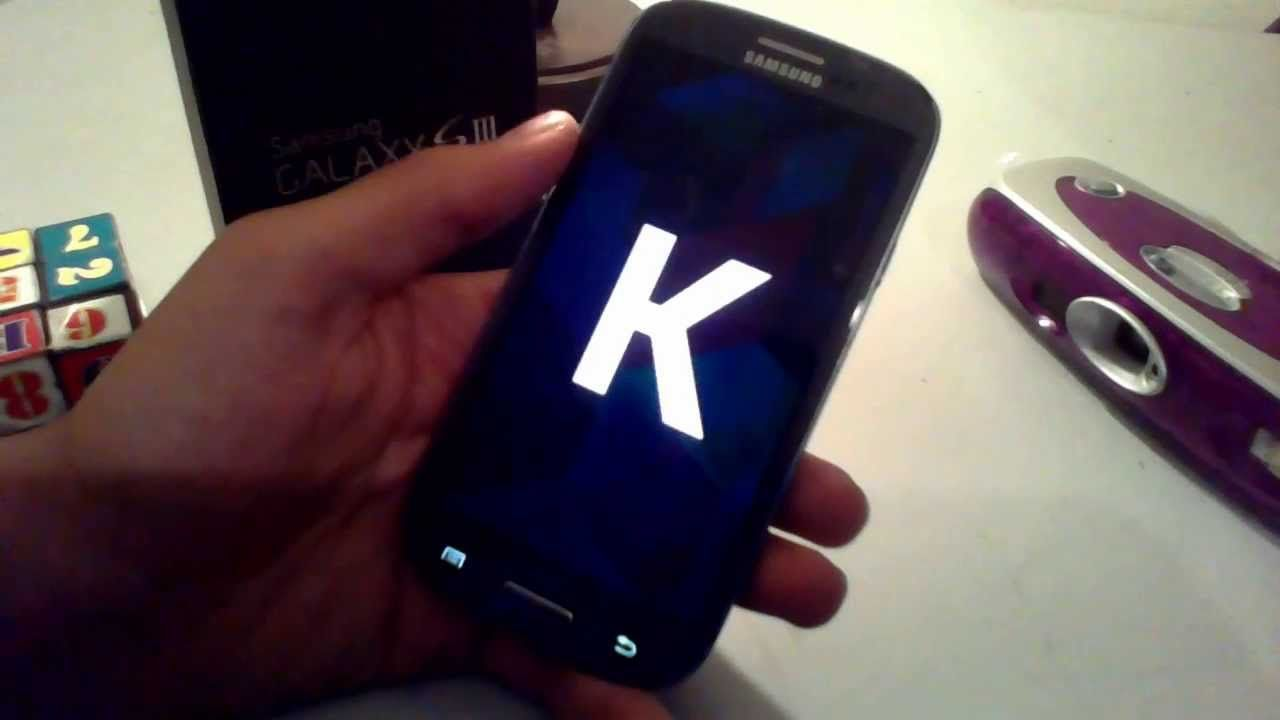 Samsung Galaxy s3 Android 4.4 KitKat - Update Review