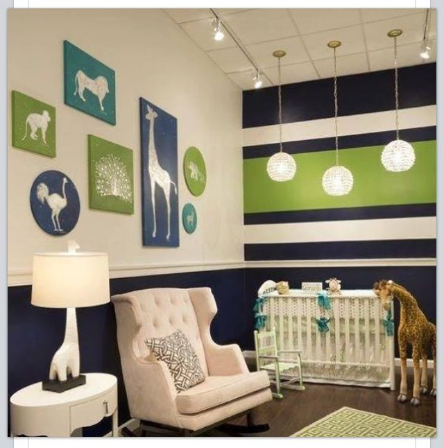 Baby Boy Bedroom Colors Contemporary One Bedroom Apartment Design Navy Blue Bedroom Paint Boy Kid Bedroom Furniture: 30 Amazingly Fun Themed Kid's Rooms