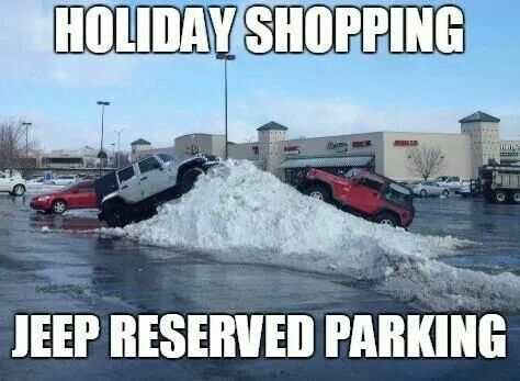 Merry Christmas Parking!