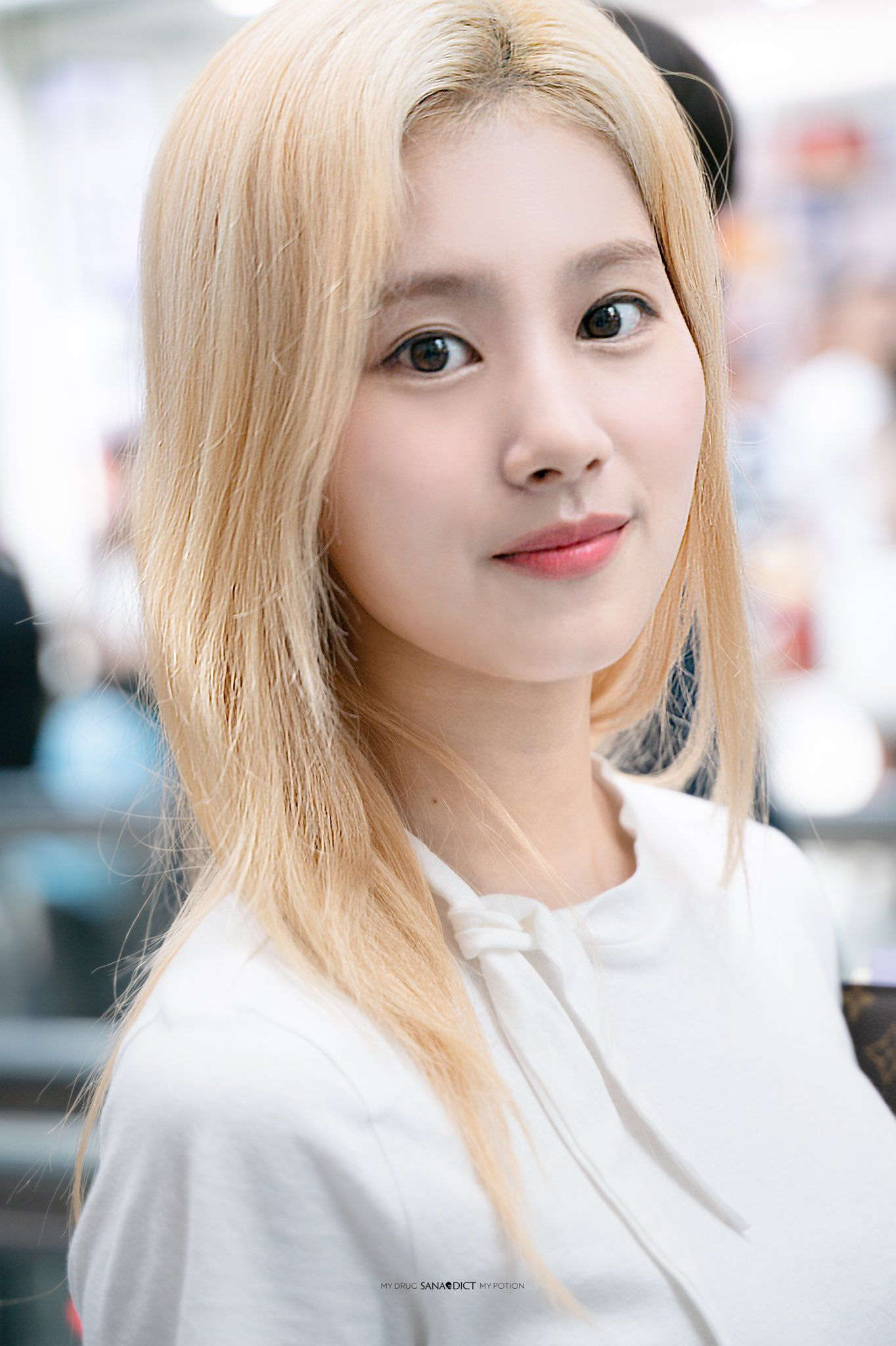 Addict On Twitter Korean Idol Singer Tv Twice Sana