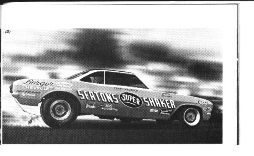 Seaton S Super Shaker Corvair Funny Car Cool Car Pictures Drag