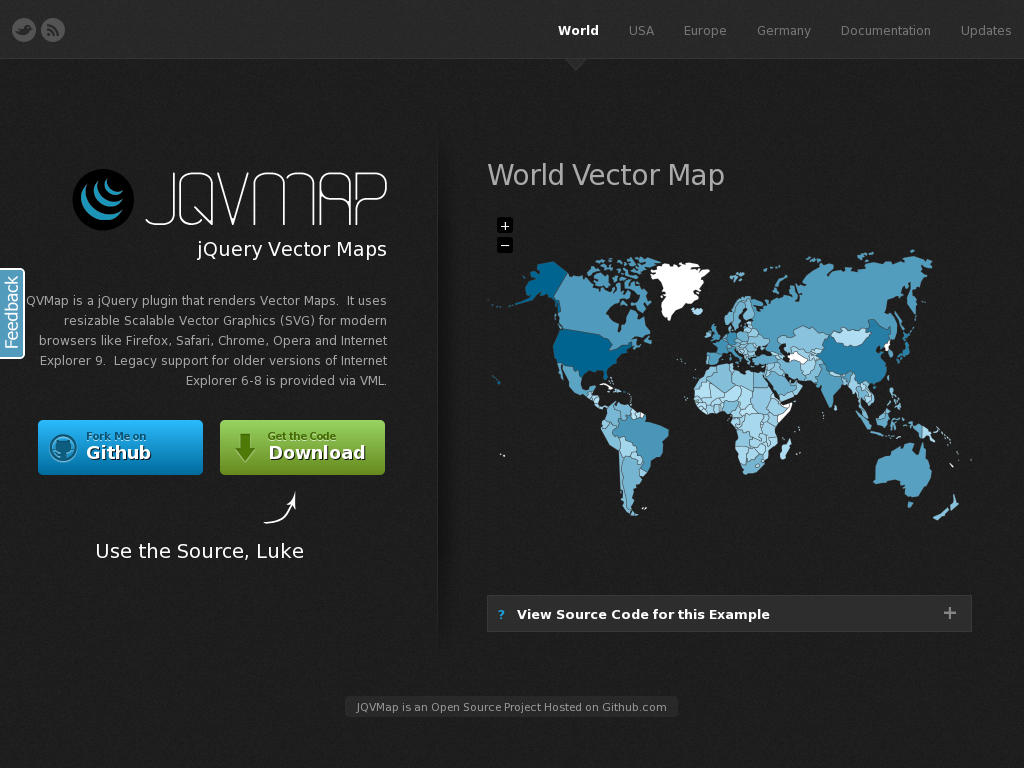 Jqvmap is a jquery plugin that renders vector maps sweet jqvmap is a jquery plugin that renders vector maps sweet gumiabroncs Images