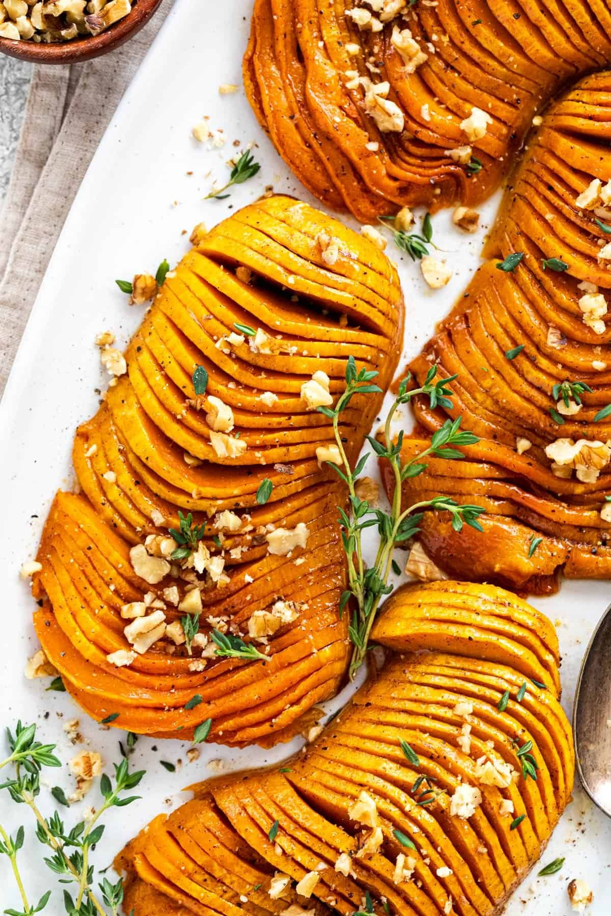 Roasted Honeynut Squash Recipe Jessica Gavin Recipe Squash Recipes Honeynut Squash Vegetable Recipes