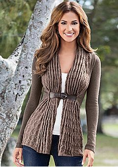 Women's Sweaters - Comfortable Fabrics & Styles by VENUS | Fashion ...