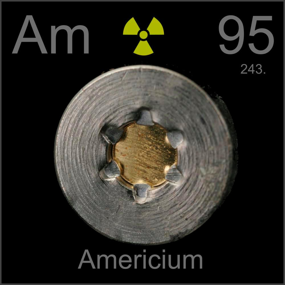 Americium am 95 elements of the periodic table pinterest the periodic table of elements has come back to haunt me and spell my name hehe gamestrikefo Choice Image