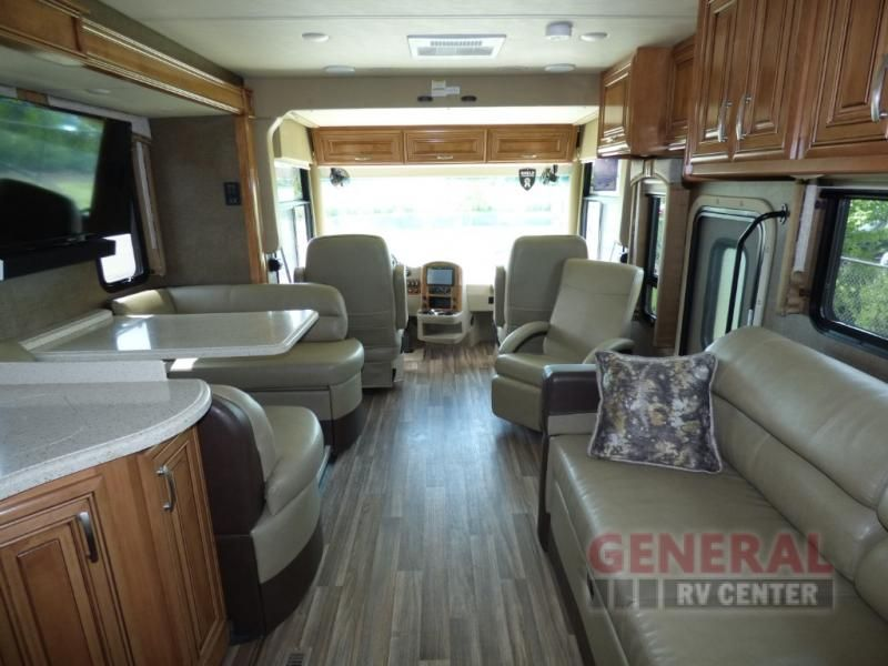 New 2018 Thor Motor Coach Palazzo 33 2 Motor Home Class A Diesel