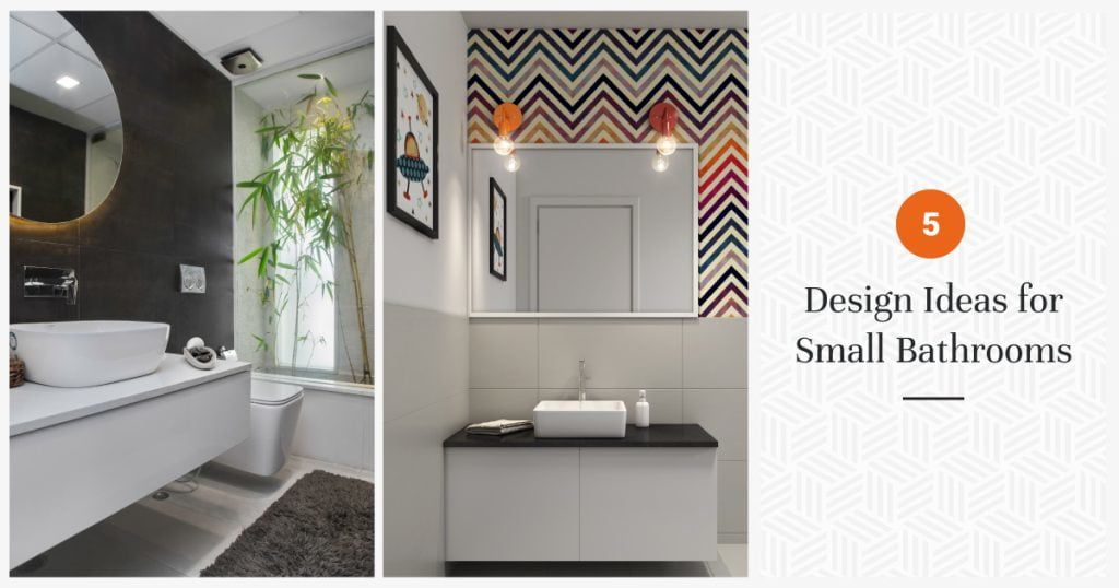 Storage & Styling Ideas for Small Bathrooms | Simple ...
