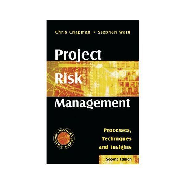 Pinterest - project risk management template