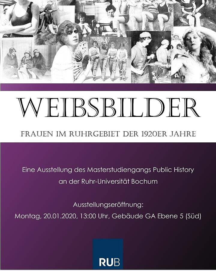 (4) Startseite / Twitter in 2020 Ruhrgebiet, Ausstellung