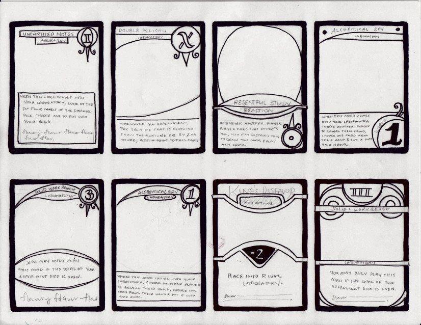 Card Game Design Template Inspirational Line Dungeon Master Game Card Design Game Design Board Game Design