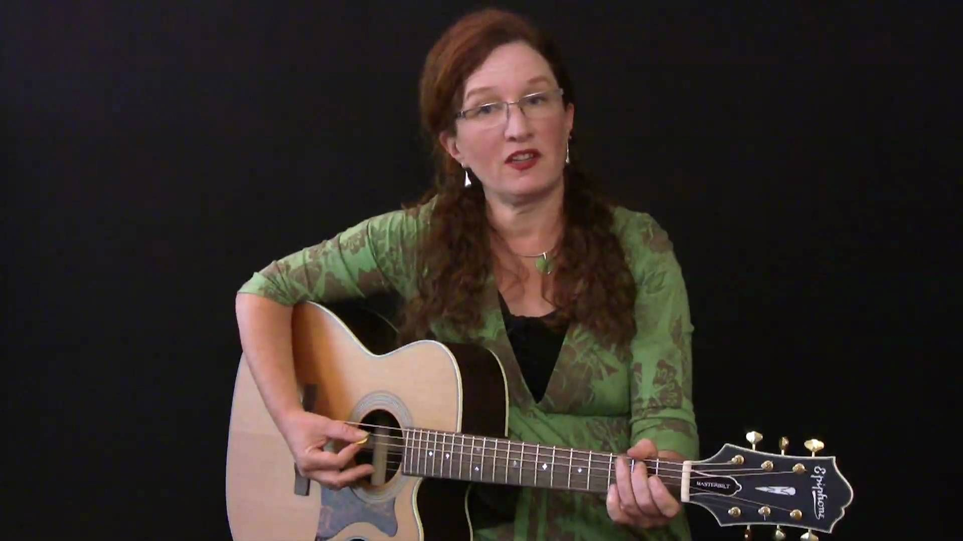 Free Lesson Intro To Stringband Guitar