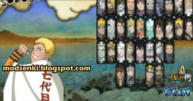 Game Naruto Moba Senki Mod Road To Ninja 1 Apk Game Terbaru Di Modsenki Blogspot Com Di 2020 Gambar Karakter Aplikasi Mainan