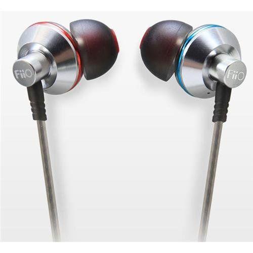 Fiio EX1 Aerospace Nanotech In-Ear Monitor Headphones